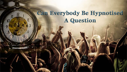 can everybody be hypnotised