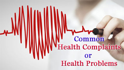 common health issues