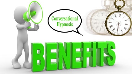 conversational hypnosis benefits