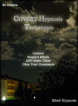 covert hypnosis techniques