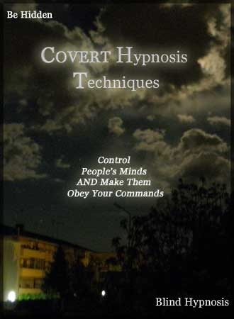 covert Hypnosis Book