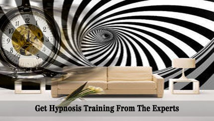 get hypnosis training