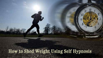shed weight using self hypnosis