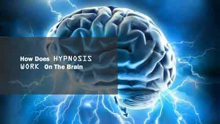 Hypnosis Work Brain