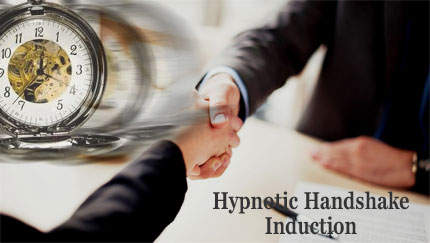 hypnotic handshake induction technique