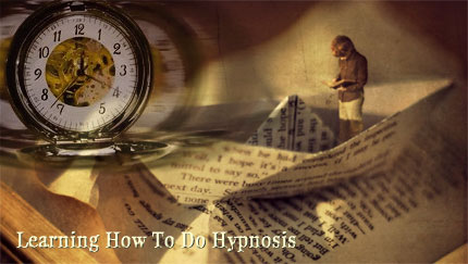 learning how to do hypnosis