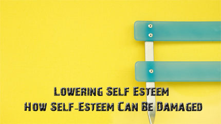 lowering self esteem