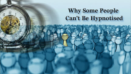 people cant be hypnotised