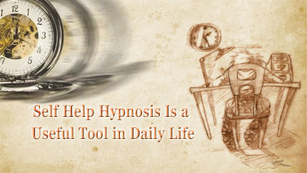 self help hypnosis useful tool