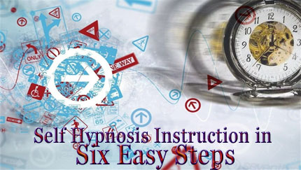 self hypnosis instruction