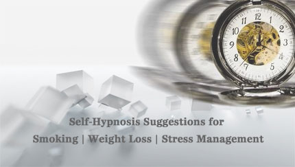 self hypnosis suggestions