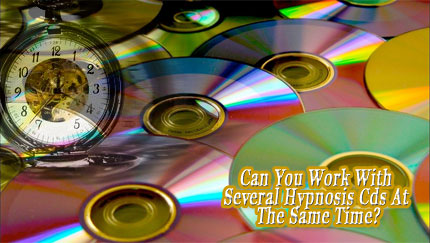 several hypnosis cds