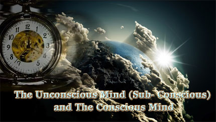 unconscious mind and conscious mind