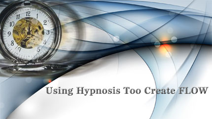 hypnosis too create flow