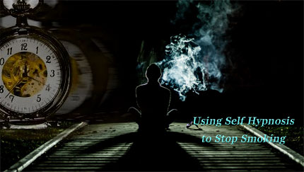 using self hypnosis stop smoking